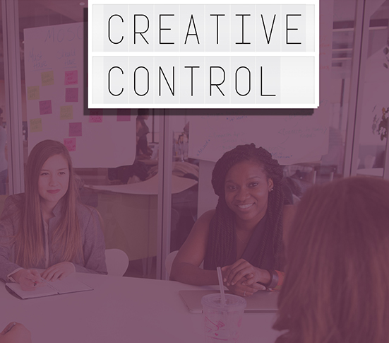 Creative Control Podcast