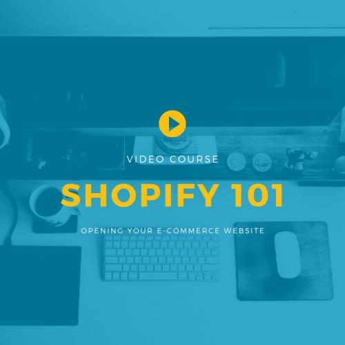 Shopify 101