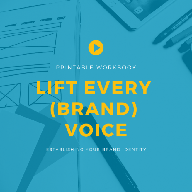 Lift Every (Brand) Voice